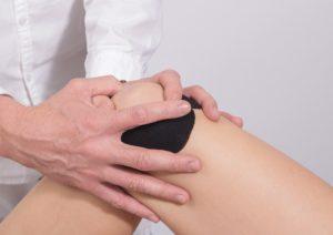 knee pain myo-fascial release